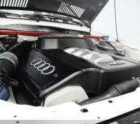 Audi 80 B2 4.2 V8 Quattro. Powered by ZTR.