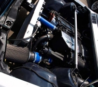 BMW E30 3.5i SuperCharger. Powered by ZTR.