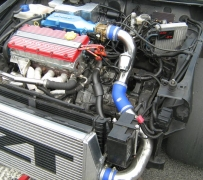 Rover 114 GTI. Powered by ZTR.