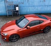 Toyota GT86/Subaru BRZ Turbo by ZTR