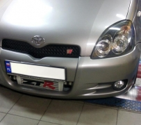 Toyota Yaris 1.5 T-Sport. Powered by ZTR.